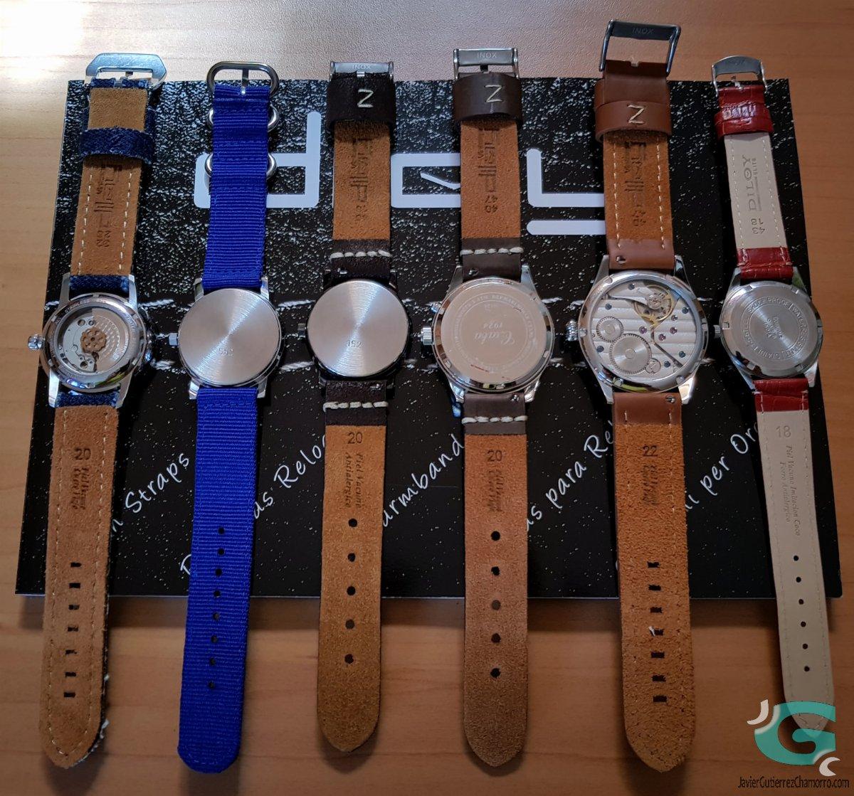Correas de reloj Diloy