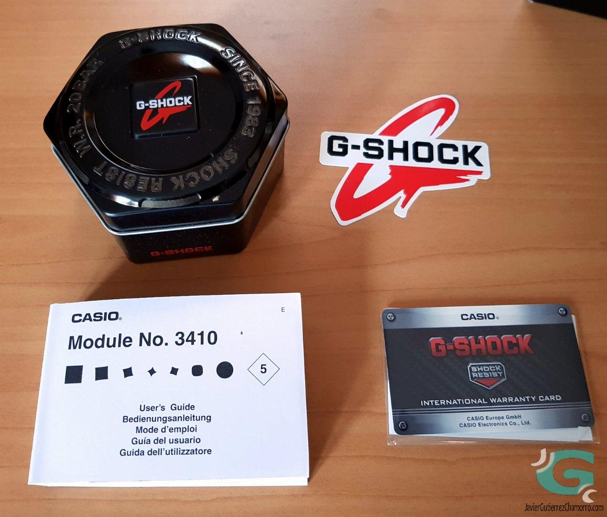 """Casio GW-9400 """"Rangeman"""". Por qué elegirlo sobre el GPR-B1000"""