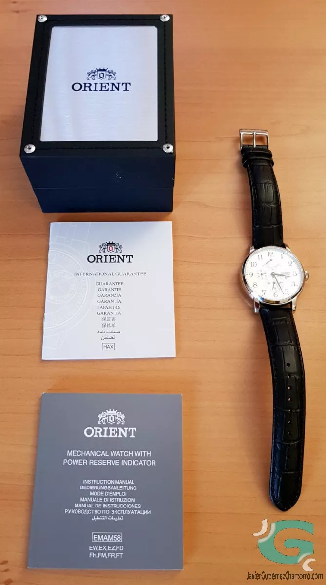 Orient FEZ09005W0