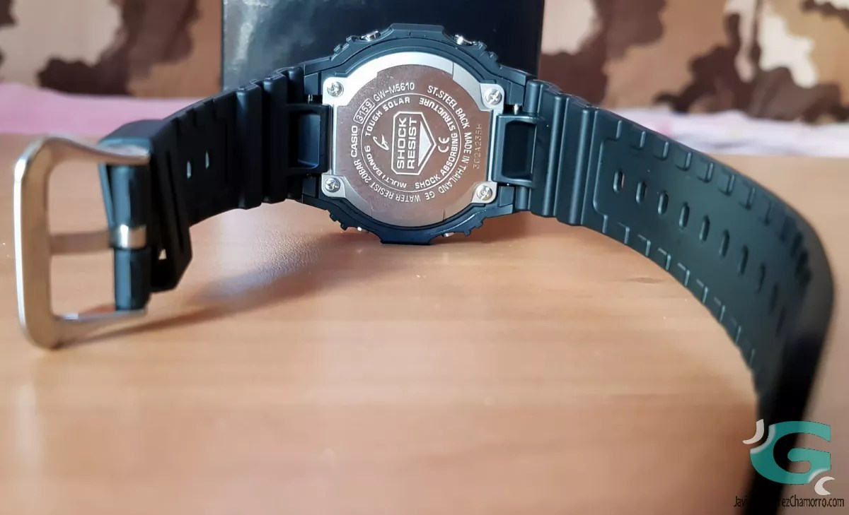 Casio GW-M5610. Comprar un reloj por segunda vez
