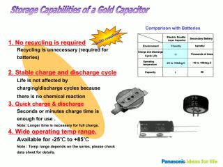 Los nuevos Casio Batteryless