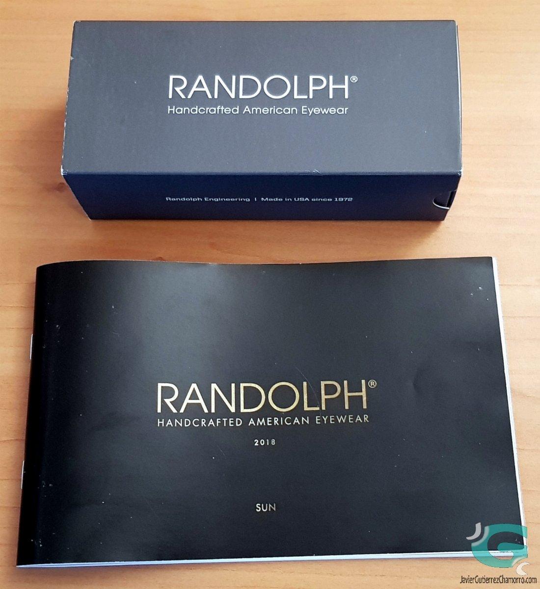Randolph Engineering Aviator Oro Blanco Edición Limitada