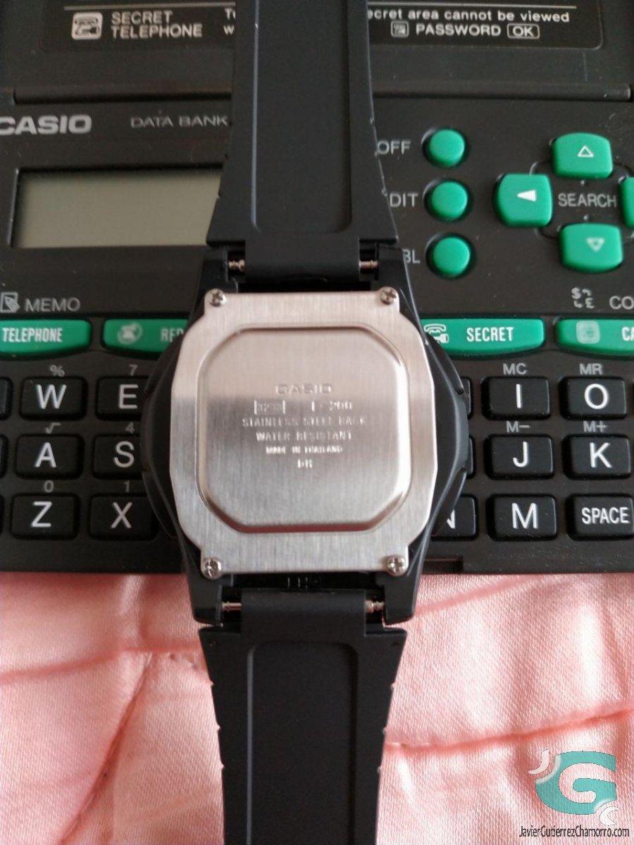 Casio F-200W