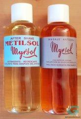 Myrsol Antesol y Myrsol Metilsol