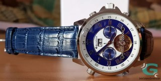 La moda de los relojes open heart
