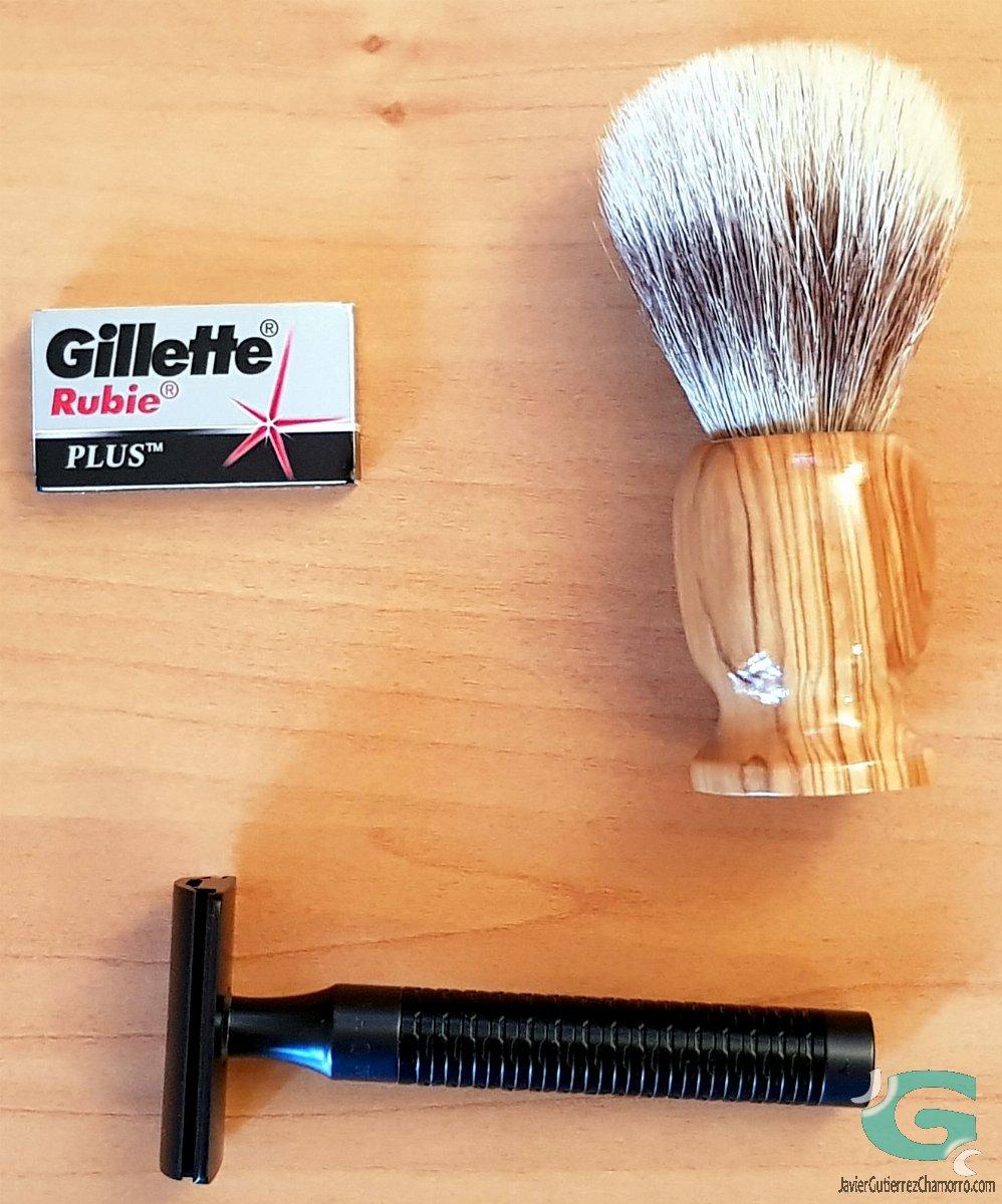 Cuidados en el afeitado clásico