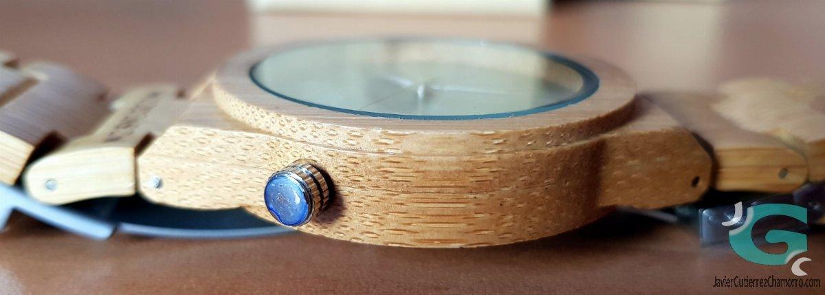 Nota de prensa: Relojes de madera Woodenson