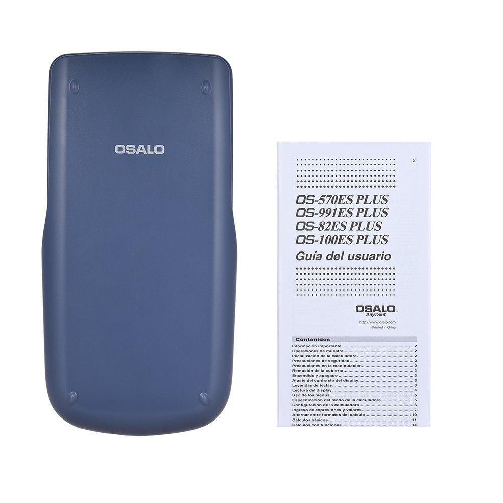 Falsificaciones de calculadoras Casio