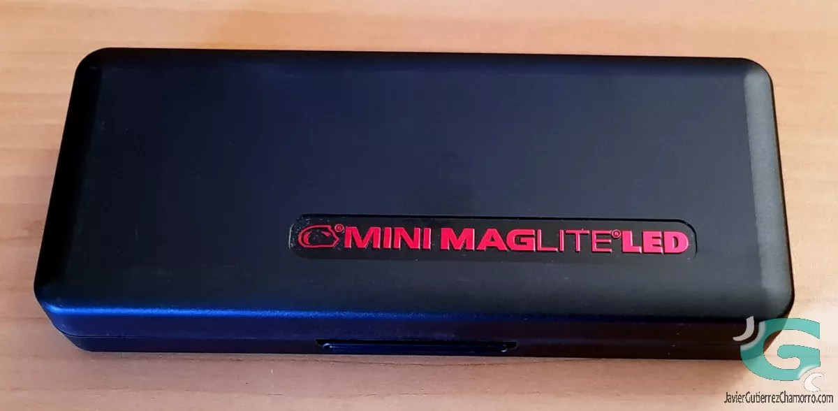 Mini Maglite LED 2AA
