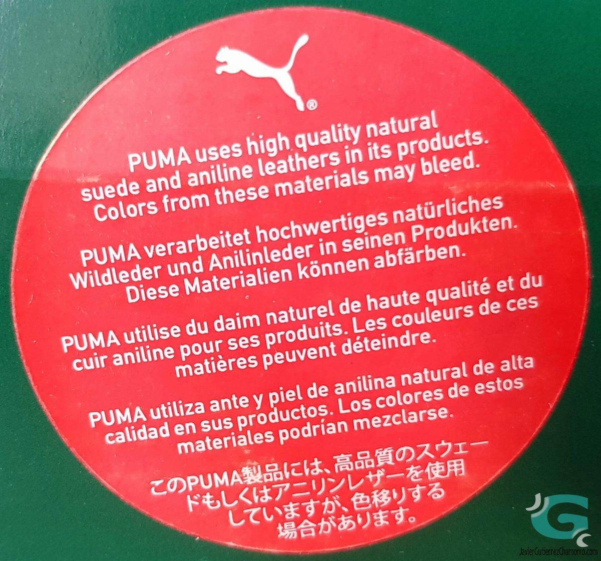 Puma Easy Rider
