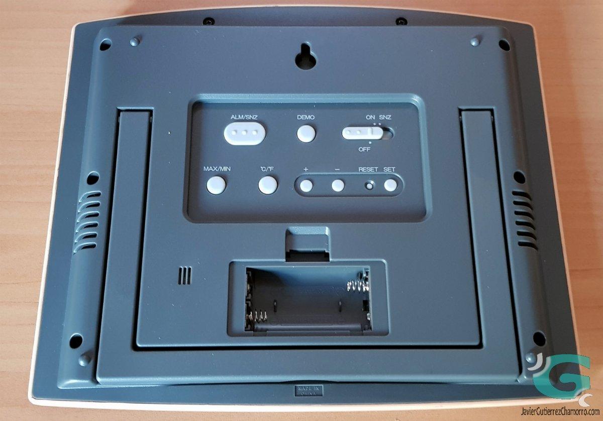 Reloj de sobremesa Casio ID-15S