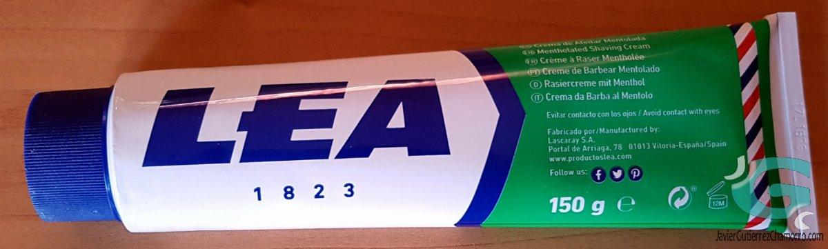 Cremas de afeitar LEA