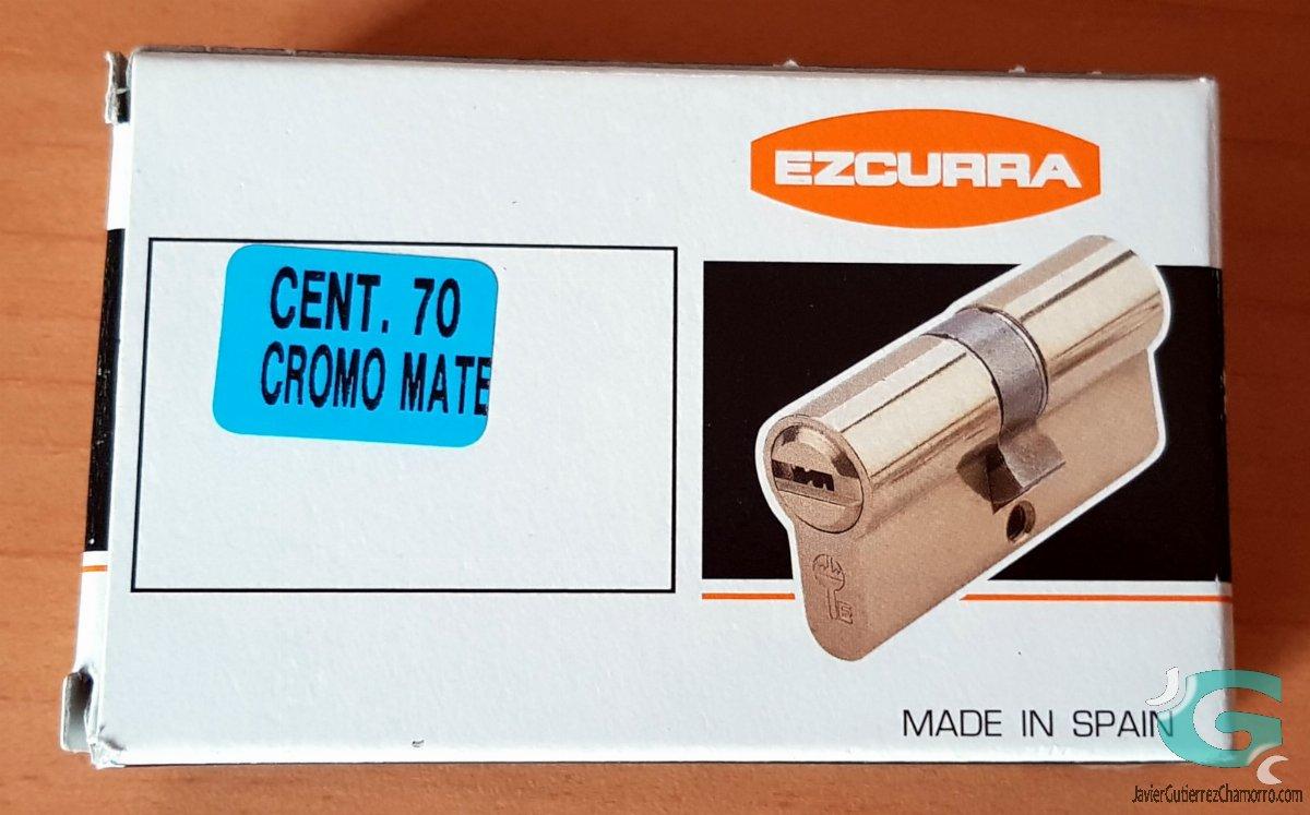 Cerradura Ezcurra DS-15