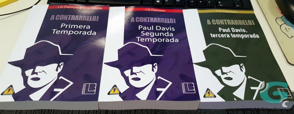 Paul Davis, día de Sant Jordi