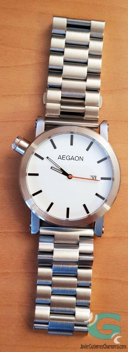 AEGAON Tabula Rasa 44 Quartz