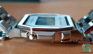 Tipos de cristales en los relojes