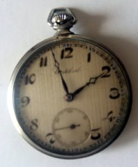 El viejo reloj