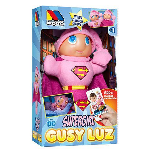 Gusy Luz Batman, Superman y su historia