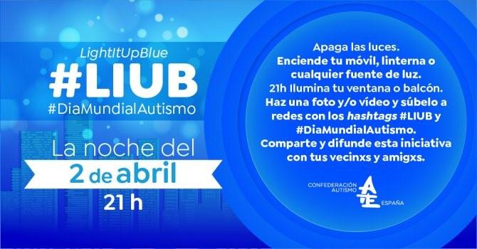 2 de abril. Día mundial del autismo por Sergi