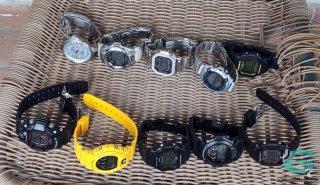 Relojes para el confinamiento