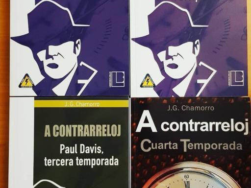 Los relojes de Paul Davis
