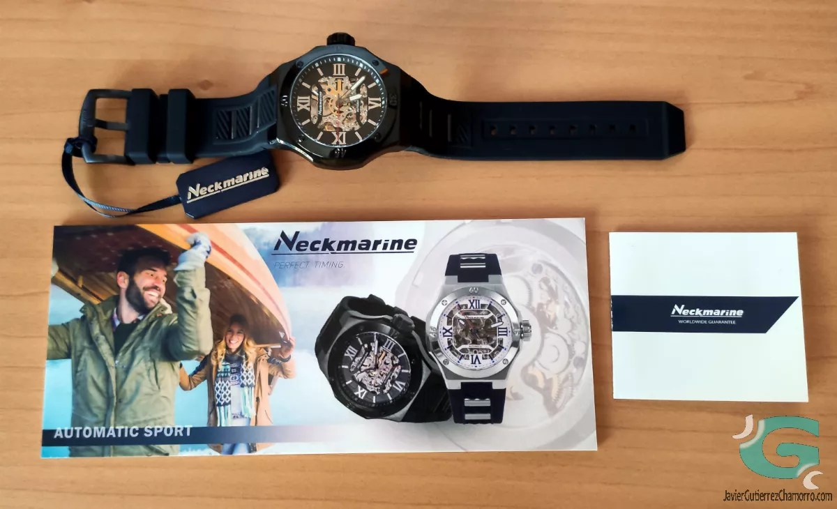 Neckmarine Automatic Sport