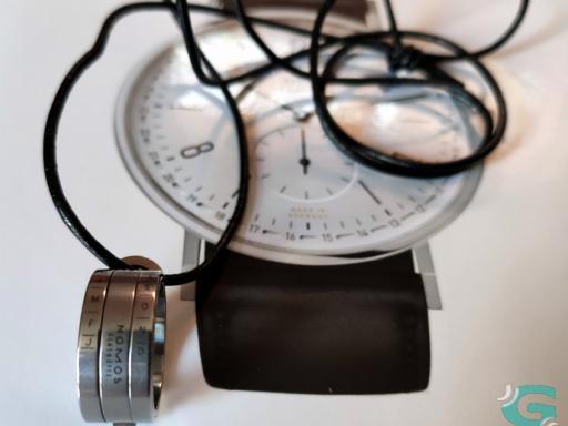 Reloj solar Nomos Glashütte