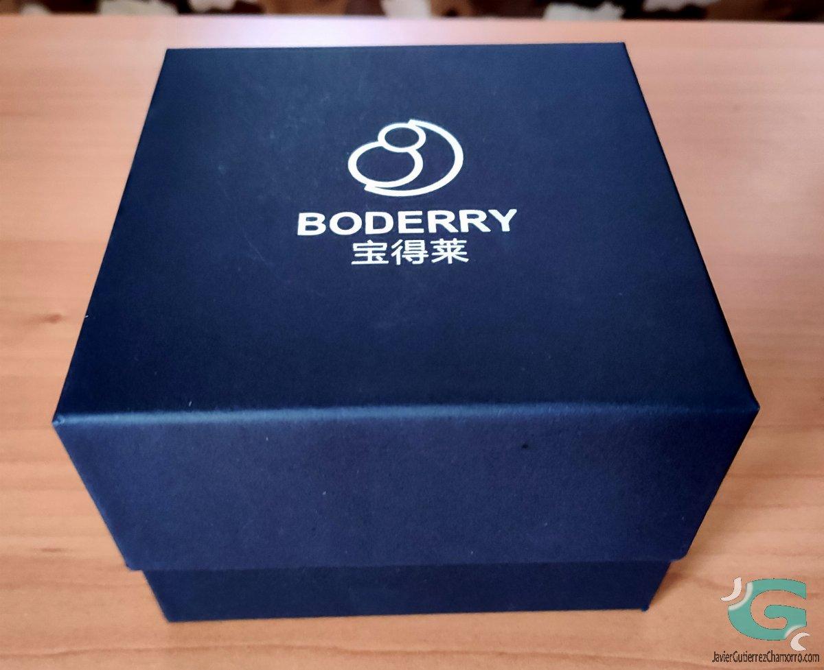 Boderry Urban Series Titanium BDA002T