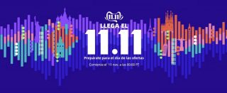 Nota de prensa: Ofertas Aliexpress 11-11