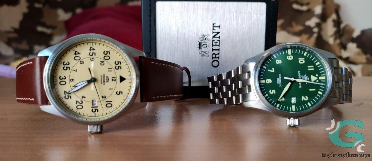 Orient Flight II Sporty Automatic (RA-AC0H04Y)