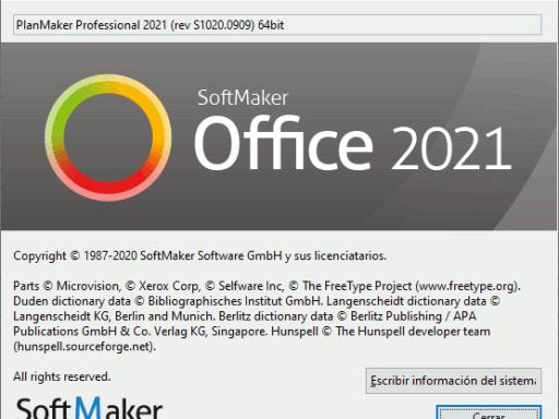 SoftMaker Office 2021
