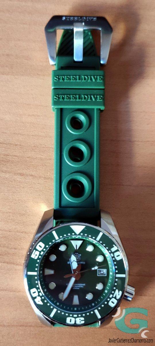 Steeldive SD1971/GM1971