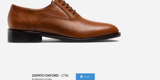 Zapatos hechos a medida y Made in Spain de Hockerty
