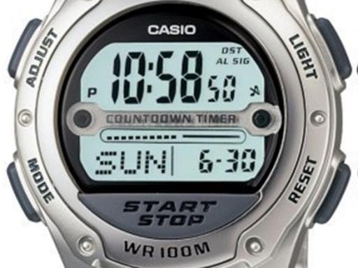 Cuando los relojes digitales empezaron a parecerme elegantes