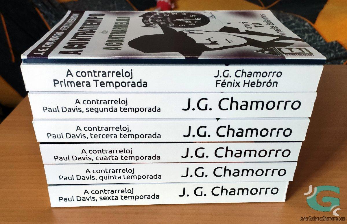 Entrevista en ReloGeando. J.G. Chamorro (Parte 2)