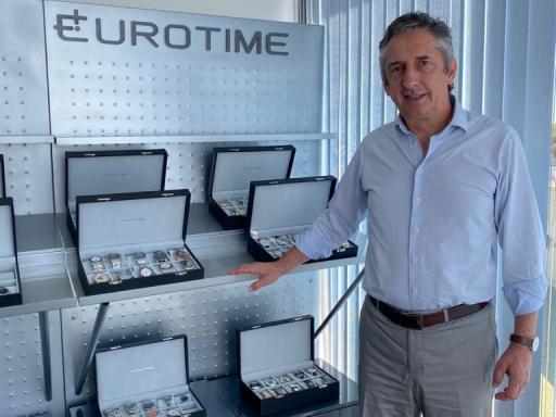Entrevista a Roland Mansel de Eurotime