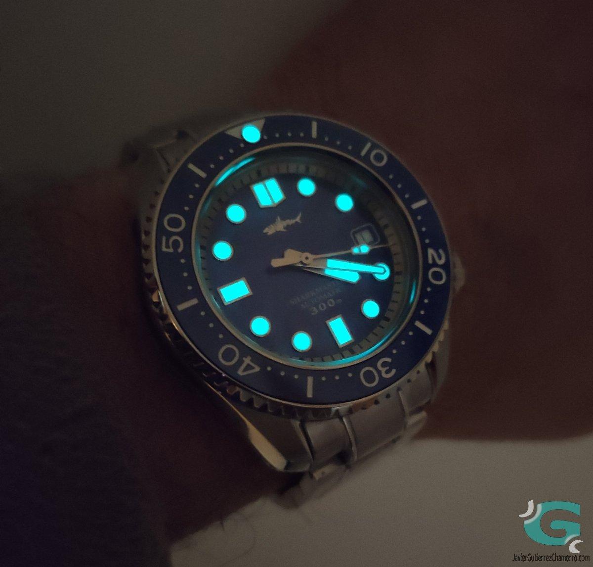 Heimdallr Sharkmaster 300 V2