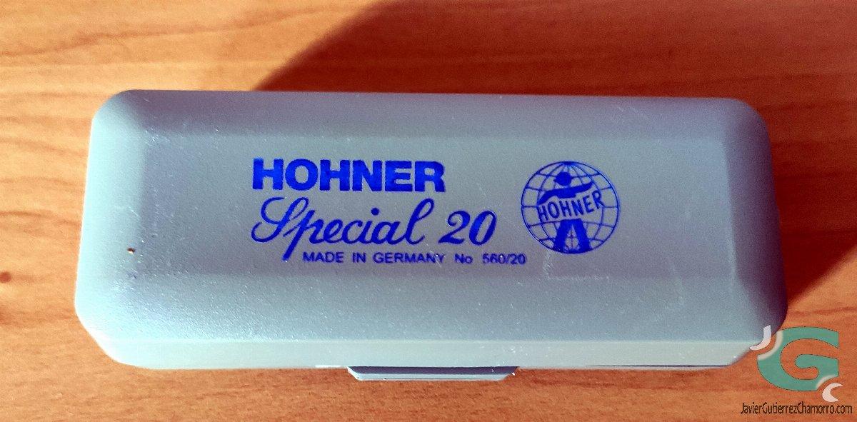 Armónica Hohner Special 20