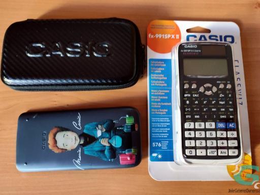 Funda Casio fx-Case (y el descontrol de Calculados.com)