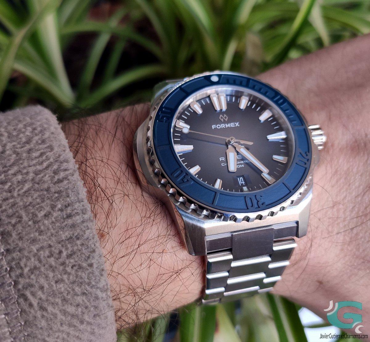 De 20 a 2.000 euros en un reloj