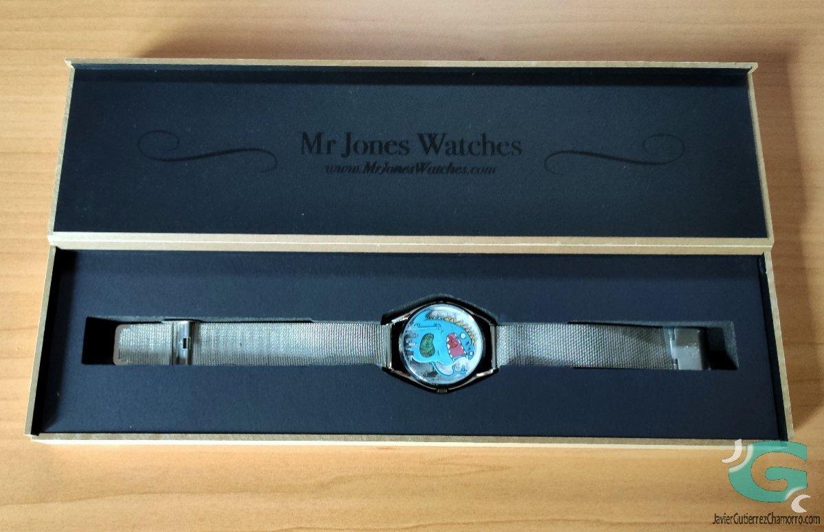 Mr Jones Watches Number Cruncher