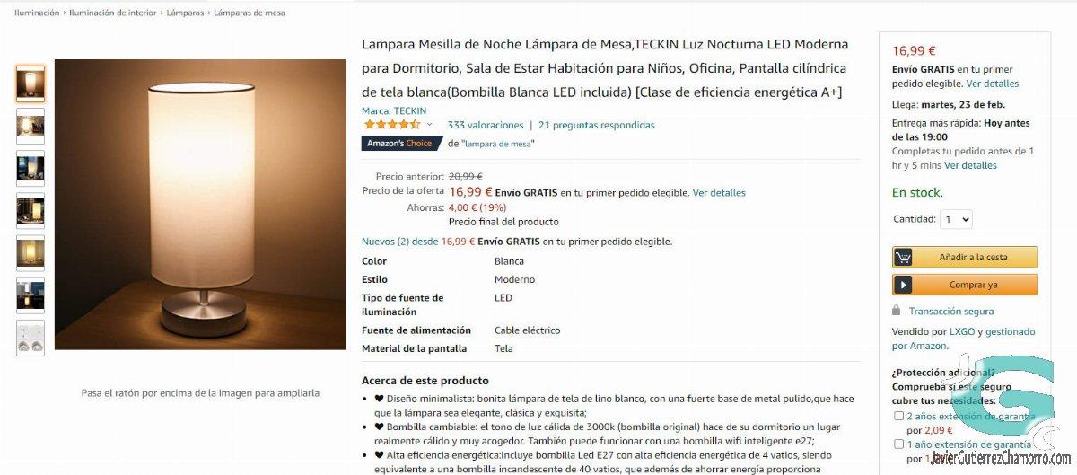 Las reviews incentivadas en Amazon