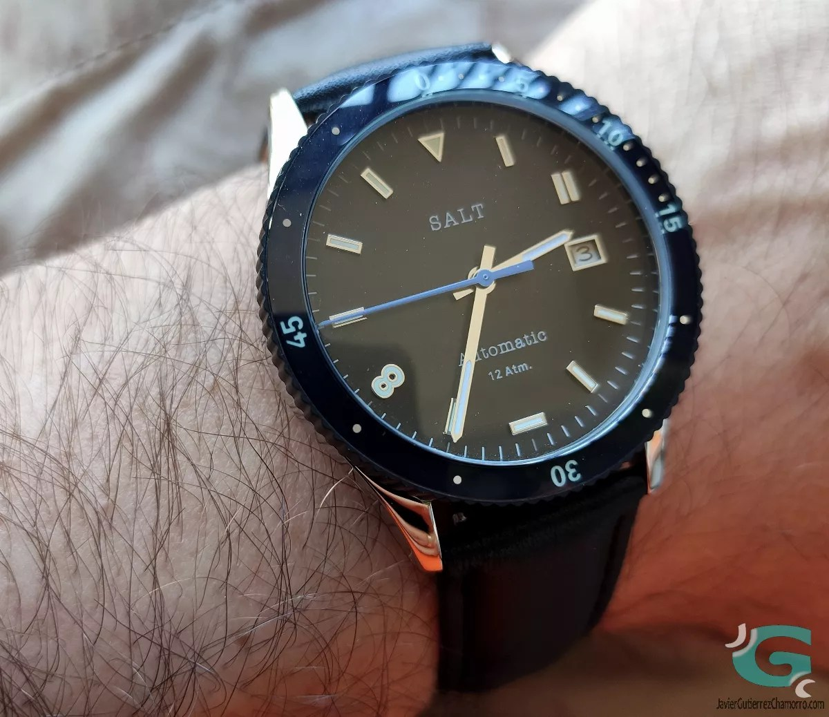 Salt Watches DayDive Automatic