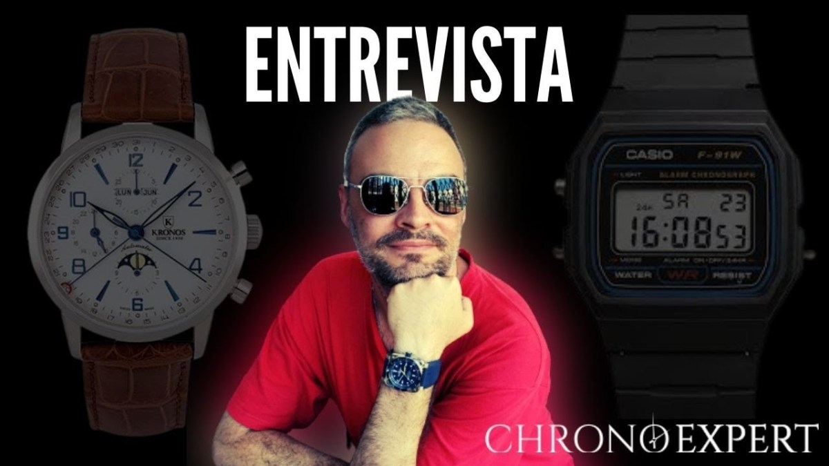 Entrevista en Chronoexpert (Conociendo a Javier Gutiérrez Chamorro)