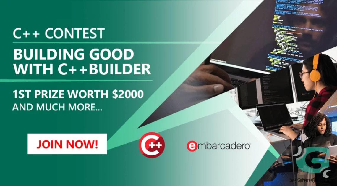 FileOptimizer premiado en el Building Good with C++ Builder Contest 2021