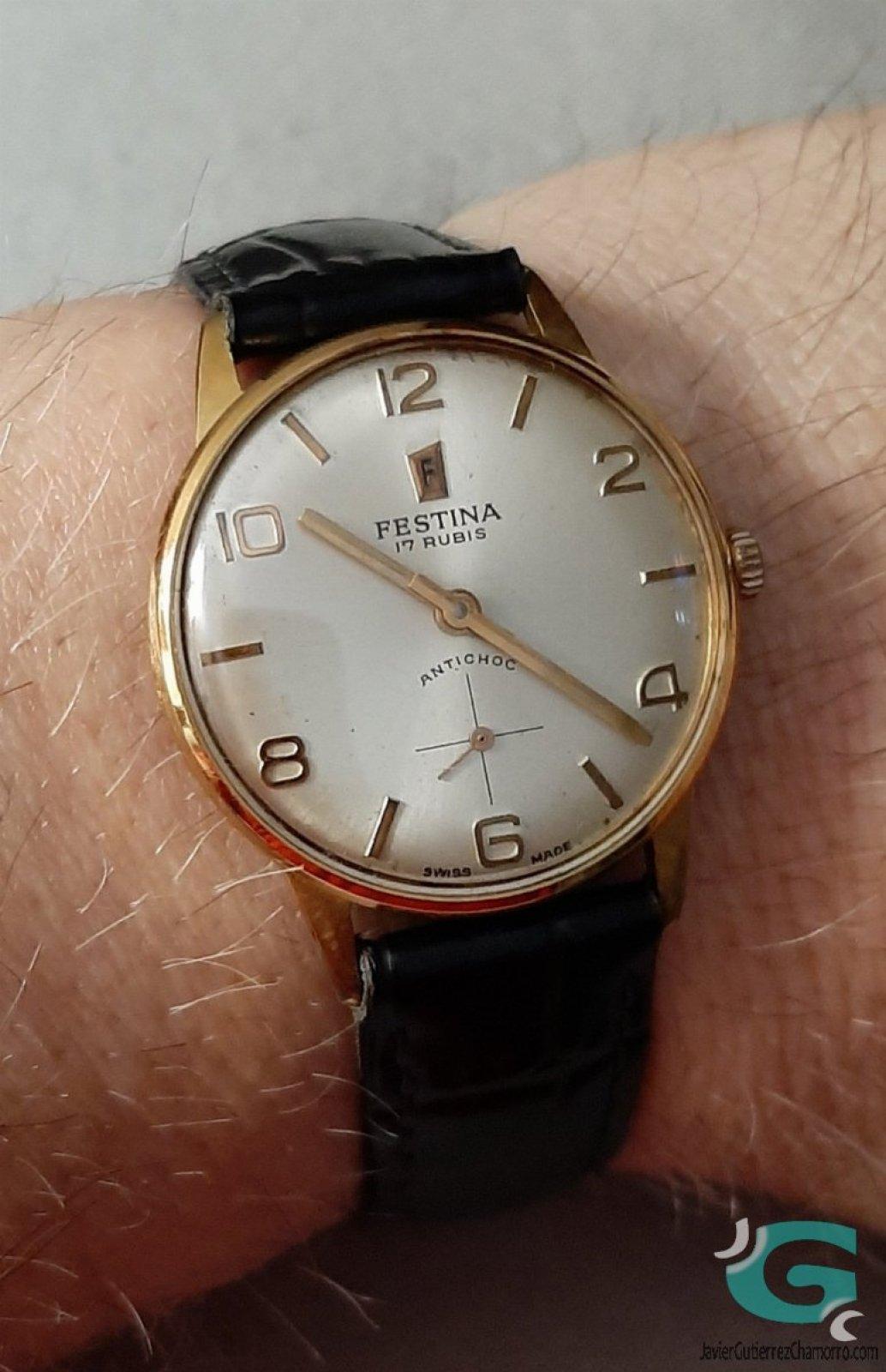 Galería de relojes de los lectores (13), con vídeo y sugerencia