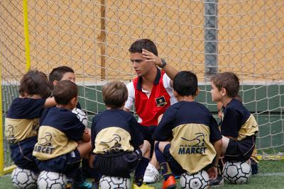 Obedecer: Una de las claves del aprendizaje en el fútbol
