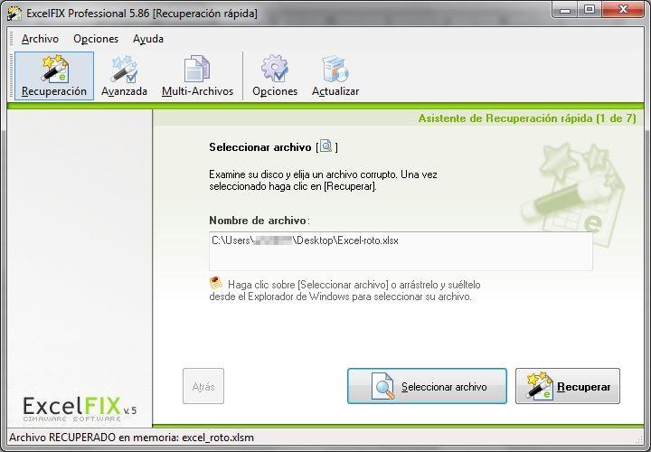 ExcelFix Prueba 1 - 03