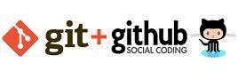 Logo Git GitHub