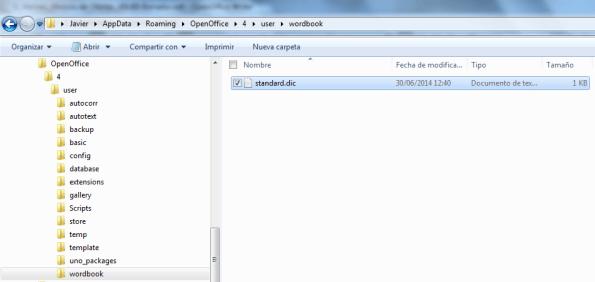 DiccionarioOpenOffice